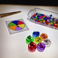 fine motor color game