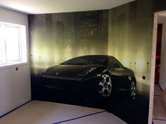 Photowall Gutterom 2 Vehicles, Car, Automobile, Autos, Cars, Vehicle, Tools