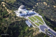 Griffin Park Observatory, CA