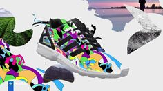 adidas #zxflux. Sound in video: Cut throats & http - get ill Special Thanks Daruma Audio on SounDesign in this video
