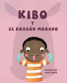 Kibo y el dragón morado, de Carmen Gil y Marta Munté - Editorial Cuento de Luz - Signatura I GIL kib - Código de barras: 3365187 - Enlace al catálogo: http://benasque.aragob.es/cgi-bin/abnetop?ACC=DOSEARCH&xsqf99=757628