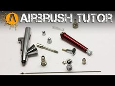 How to maintain an airbrush