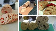 Lunchbox Chicken Loaf Flavour Variations