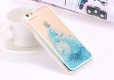 Liquid Glitter Quicksand Bling Phone Case for iPhone