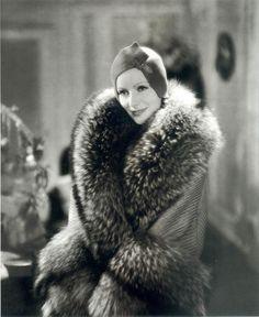 garbodietrich:  Greta Garbo by Ruth Harriet Louise for Wild Orchids, 1929.