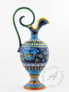 Amphora vase by Eugenio Ricciarelli