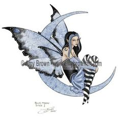 Amy Brown faries | Amy Brown Fairies, Interview With The Fairy Artist