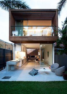 40 บ้านหน้าแคบ พื้นที่จำกัดก็สวยได้