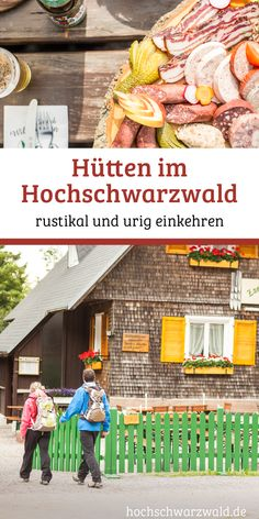 Huts in the Black Forest: mountain huts & hiking huts - For a break after a long hiking trip and a cozy get-together for nature lovers: In one of the idyll - Black Forest Mountains, Colorado Hiking, Ice Climbing, Road Trip Hacks, Camping And Hiking, Italy Vacation, Packing Tips For Travel, Winter Landscape, Romantic Travel