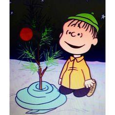 Linus and the Christmas Tree