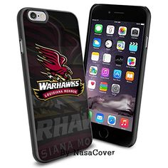 NCAA University sport Louisiana Monroe Warhawks , Cool iPhone 6 Smartphone Case Cover Collector iPhone TPU Rubber Case Black [By NasaCover] NasaCover http://www.amazon.com/dp/B0140N87UW/ref=cm_sw_r_pi_dp_DeH2vb11R83GW