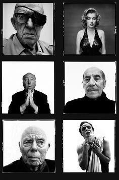 Richard Avedon, retratos de cine que capturan el alma