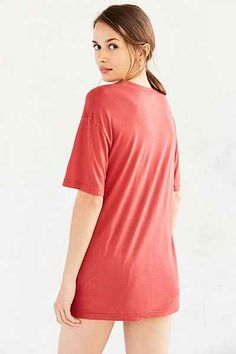Truly Madly Deeply Jessa Tee - Urban Outfitters