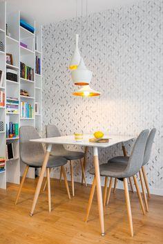 Zdjęcie numer 2 w galerii - Jasne mieszkanie w stylu skandynawskim