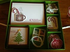 Stampin' in the Sun!: Holiday Gift Set