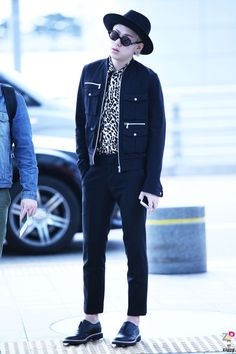 #Zico #Jiho #BLOCKB #leader #airport #fashion