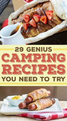 29 Genius Recipes You Should Try On Your Next Camping Trip
