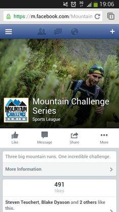 Mountain Challenge Series  https://sites.google.com/site/mountainchallengeza/