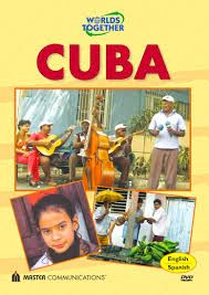 Worlds Together Cuba DVD - Great For Home Schooling!