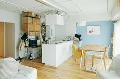 二人並んで料理できる広々したキッチン | 入居者インタビュー | みんなで考える住まいのかたち | MUJI HOUSE VISION