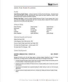 Web/Graphic Designer-Page1