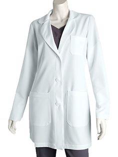 "Grey's Anatomy Signature Series Women's 32"" Lab Coat #nursestyle #hospitalstyle #greysanatomy"