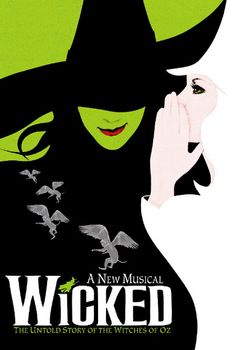 """""""Art and Dramatic Productions"""" I chose, Wicked the Musical for this category. Wicked is the storyline of the Witches of Oz but in the form of a musical. I have experienced this musical. Teatro Musical, Musical Theatre, Wicked Theatre, Cats Musical, Arts Theatre, Broadway Plays, Broadway Shows, Broadway Wicked, Broadway Theme"""