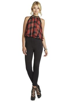 High-Waisted Riding Pant | BCBGeneration