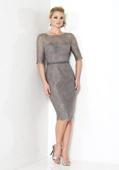 Social Occasions by Mon Cheri 215805 Mother Of The Bride Dress - The Knot
