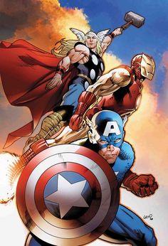Legado Marvel: Os Vingadores.