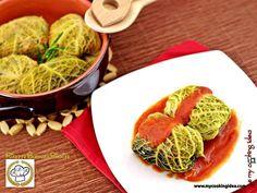 Involtini verza funghi - Ricette Blogger Riunite
