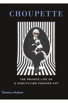 Karl Lagerfeld's cat Choupette now has her own book - Vogue Australia