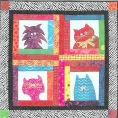 The Pattern Peddlers - Betty Alderman Designs