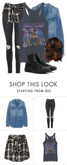"""""""Inspired by Simon Lewis with requested sneakers"""" by theroyalsfashion ❤ liked on Polyvore featuring Splendid, Topshop and Converse"""