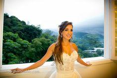 Karlinha, uma noivinha linda!