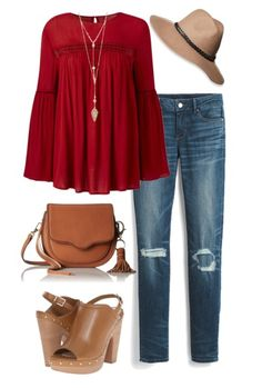 Fall outfit idea: I once heard that jewelry is the punctuation of your outfit. Let it make the final statement by layering a chunky necklace with a more delicate one. Fall is also the perfect season for metal bangles and cuffs. Blazer Outfits Fall, Casual Fall Outfits, Cute Outfits, Winter Outfits, 70s Fashion, Fashion Outfits, Fashion Trends, Preteen Fashion, Fashion Ideas