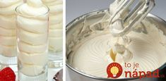 Torty The best cream of cottage cheese - SUPERBABKY Wedding - Celebrating That Special Occasion Arti Cottage Cheese, Sweet Desserts, Icing, Special Occasion, Wedding Cakes, Cheesecake, Food And Drink, Pudding, Sweets