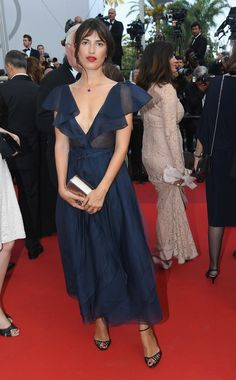 See Every Red Carpet Look From the 2017 Cannes Film Festival Jeanne Damas – Cannes Film Festival 2017 Jeanne Damas, Cannes Film Festival, Festival 2017, Fashion Week, Fashion 2017, Tokyo Fashion, Dress Fashion, Celebrity Dresses, Celebrity Style