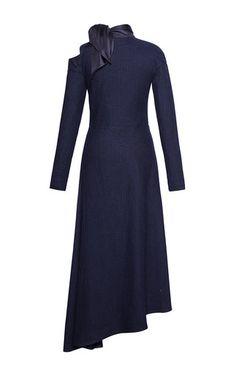 Virginia Dress by LITKOVSKAYA for Preorder on Moda Operandi