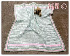 Jamie Baby Blanket ~ AG Handmades