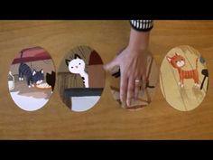 Inspiratiefilm: prentenboek: 'De kleine Walvis' - YouTube