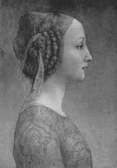 Lucia Marliani another mistress of Galeazzo Sforza