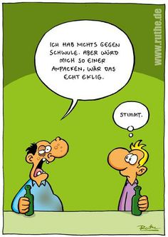 #cartoon #funny #ruthe.de