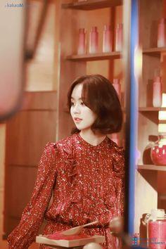 Kim Sohyun, Blouse, Long Sleeve, Sleeves, Tops, Women, Fashion, Maquiagem, Moda