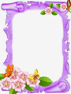 Saturday Frame Border Design, Boarder Designs, Page Borders Design, Framed Wallpaper, Flower Wallpaper, Disney Paper Dolls, Boarders And Frames, House Design Pictures, School Frame