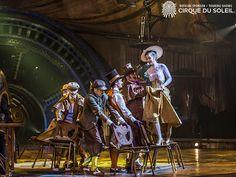 A Peek Inside KURIOS: Cabinet of Curiosities from Cirque du Soleil