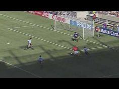 Dennis Bergkamp - Holland vs Argentina, WC 1998