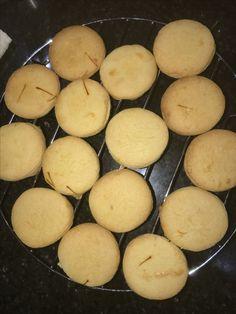 Hyderabadi Osmania biscuits