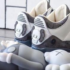 70983a26c9c by @bespoke_ind 😳 Air Jordan 3, Jordan Shoes, Hype Shoes,