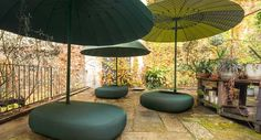 Outdoor |  ombrelloni | Paola Lenti